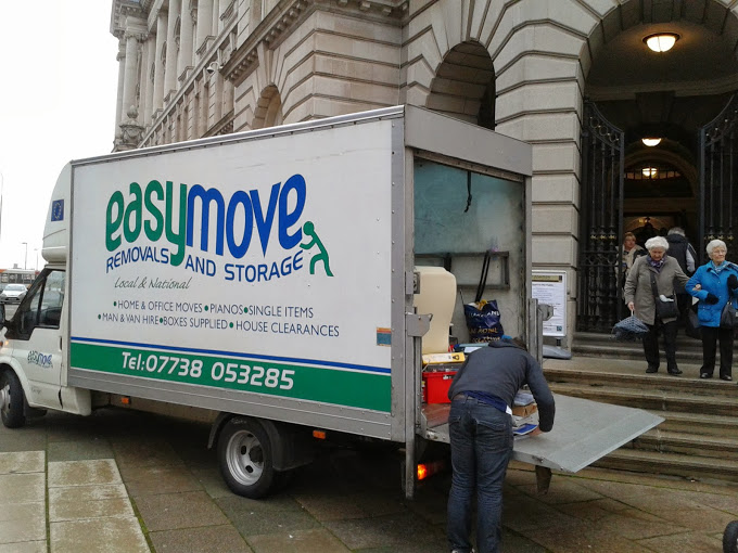 commercial removals liverpool