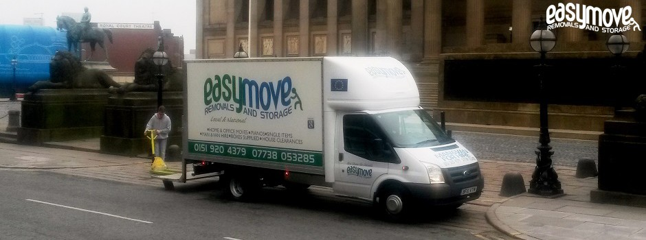 Home and Office Removals | Single Items Removals | Man and Van Hire | Deliveries and Collections